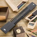Rockler Miniature Dovetail Template & Bit Kit