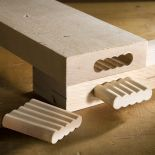 Up close look at the Beadlock® Tenon Stock