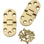 Twin Pin Sewing Machine Hinges-Select Option