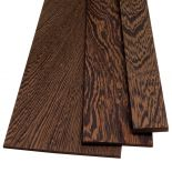 """Wenge Lumber by the Piece-1/2"""" Thickness"""