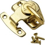 Brass Plated Table Lock