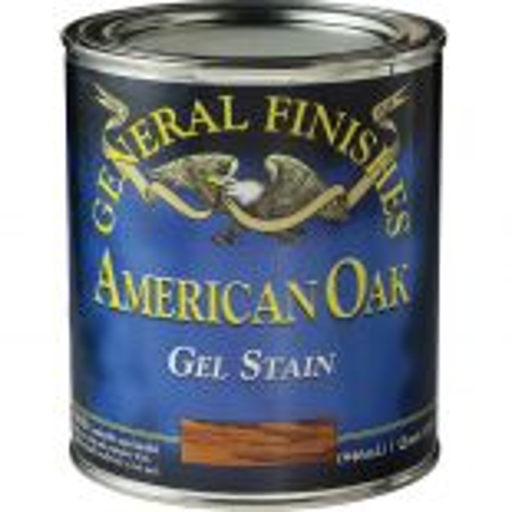 General Finishes Gel Stain, American Oak