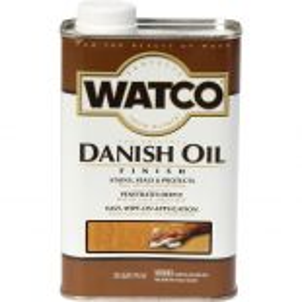 Watco Danish Oil Finish