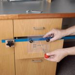 Rockler Deluxe Drawer Pull JIG IT®