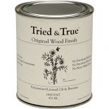 Tried and True�a traditional oil finish with 100% natural ingredients
