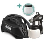 Rockler Finishing Sprayer with Spare Paint Cup and Lid