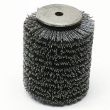 Nylon Abrasive Bristle Wheel for Porter-Cable Restorer