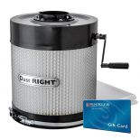 Rockler Dust Right® Canister Filter for Wall Mount Dust Collector