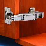 Pair of Blum 170° Snap Close Clip Top Inset Hinges
