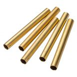 Replacement Tubes for 50 Caliber Cartridge Pen Hardware Kit, Cross-Style Refill