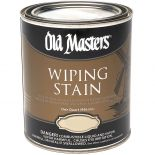 Old Masters Wiping Stain- Quart