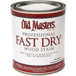 Old Masters Fast-Dry Stain - Quart