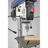 17 In. Variable speed floor drill press #30-217 is the best in the 17 In. class.