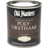 Old Masters Interior Oil-Based Polyurethane, Quart, Semi-Gloss