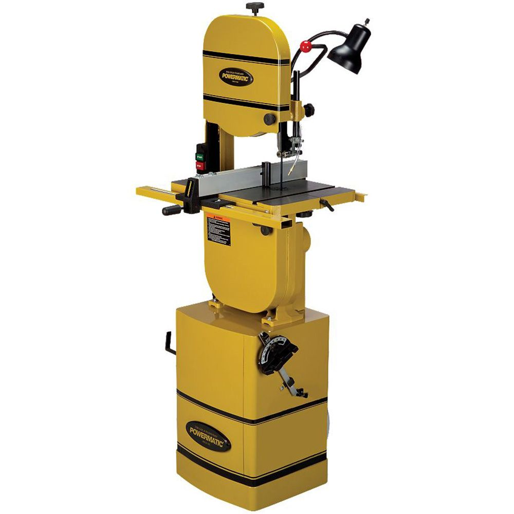 Powermatic 14 Band Saw With 2 Piece Stand Rockler Woodworking