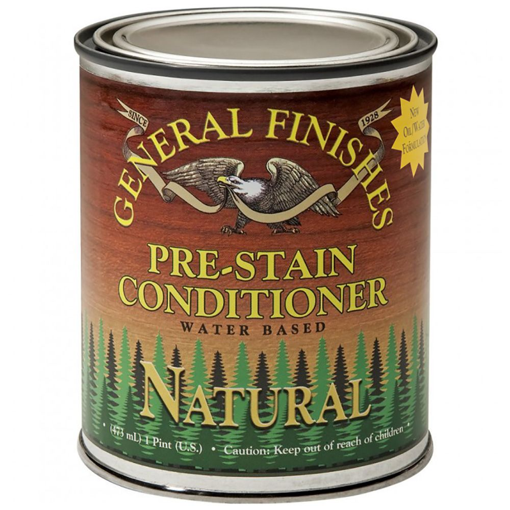 General Finishes Water Based Pre Stain Conditioner Natural Tap To Expand