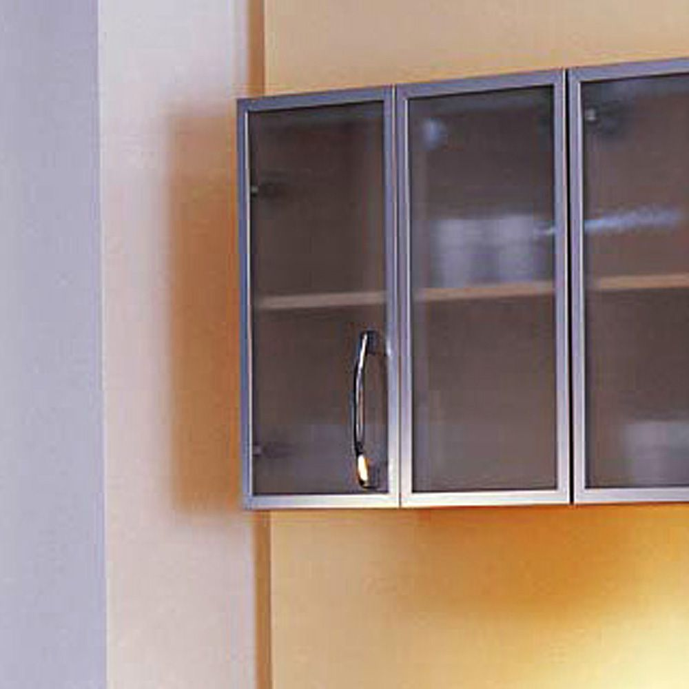 Kitchen Cabinet Doors Different Color Than Frame: Aluminum Cabinet Door Frames-Aluminum Frame Material