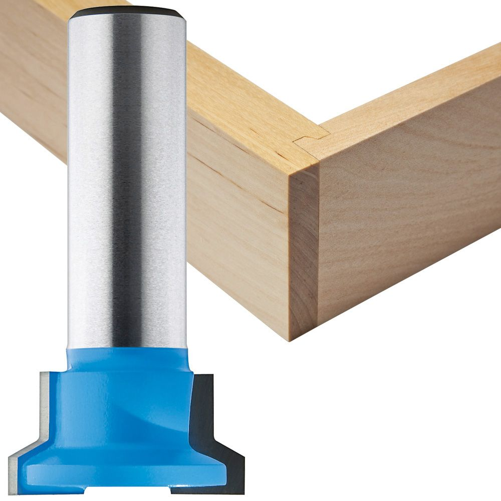 1 Drawer Lock Router Bit Rockler Woodworking And Hardware