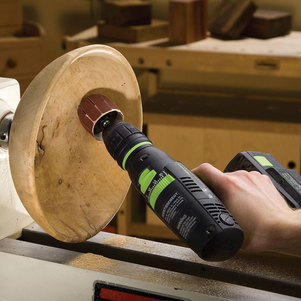 3a76813a5 Inflatable Bowl Sander | Rockler Woodworking and Hardware