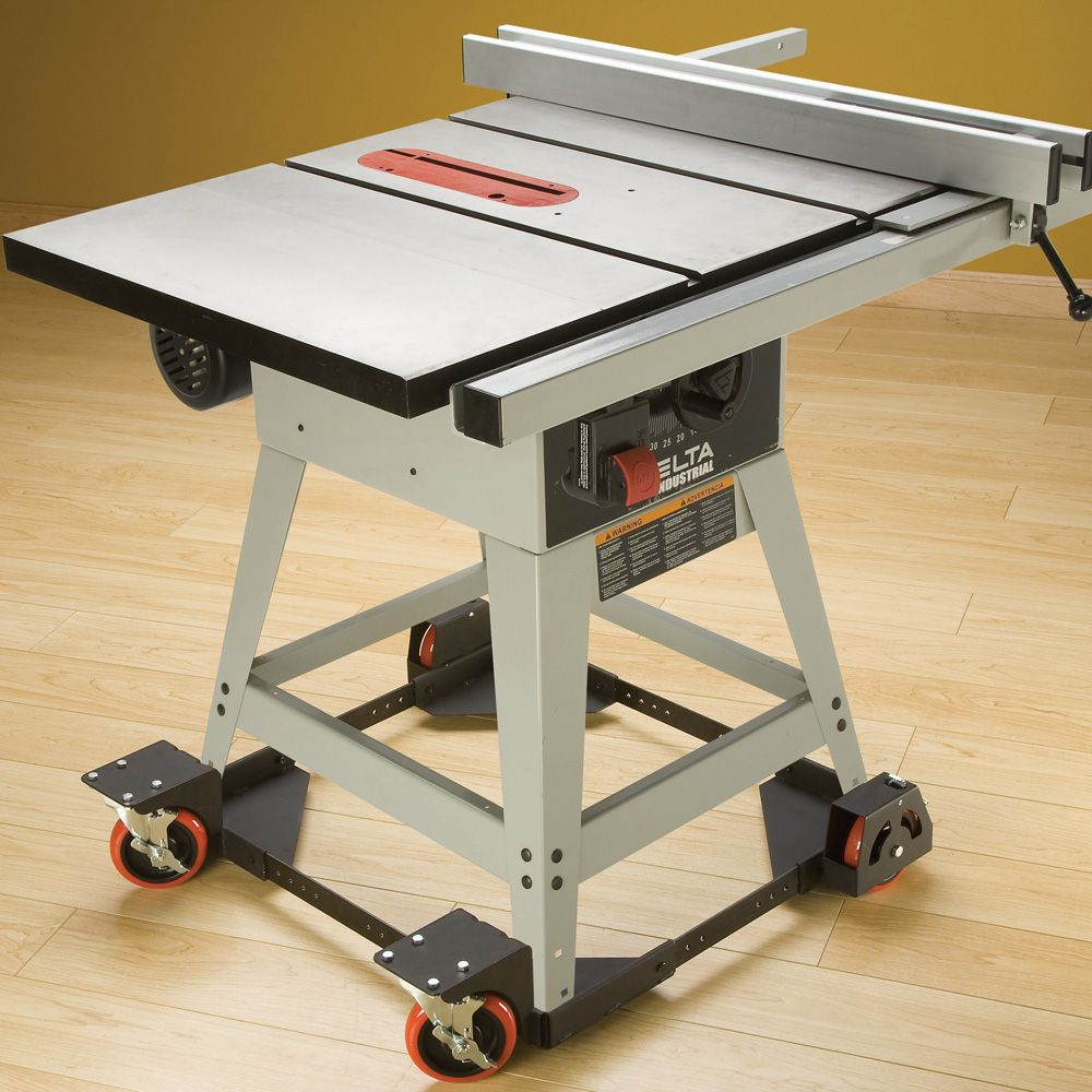 Rockler All-Terrain Mobile Base, Holds up to 800 lbs ...