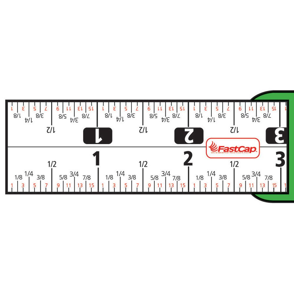 Super Fastcap Procarpenter Lefty Righty Tape Measure Rockler Woodworking Wiring Digital Resources Dimetprontobusorg