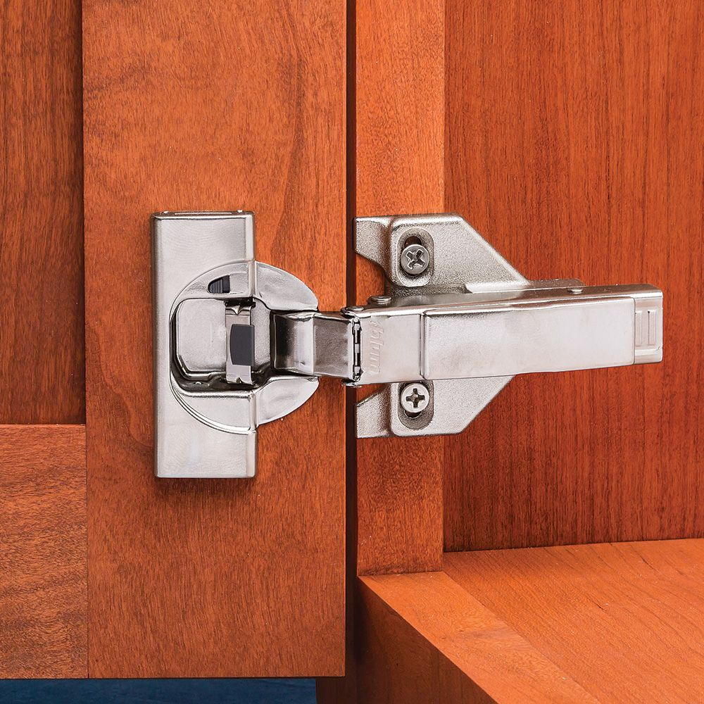 ... BLUMotion Overlay Clip Top Hinges for Face Frame Cabinets. Tap to expand