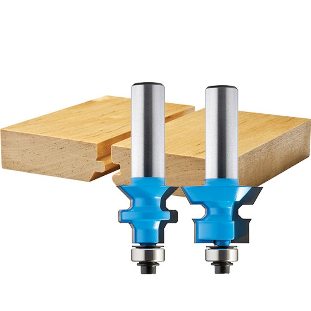 15 16 Flooring Nail Slot Router Bit Set Rockler Woodworking And