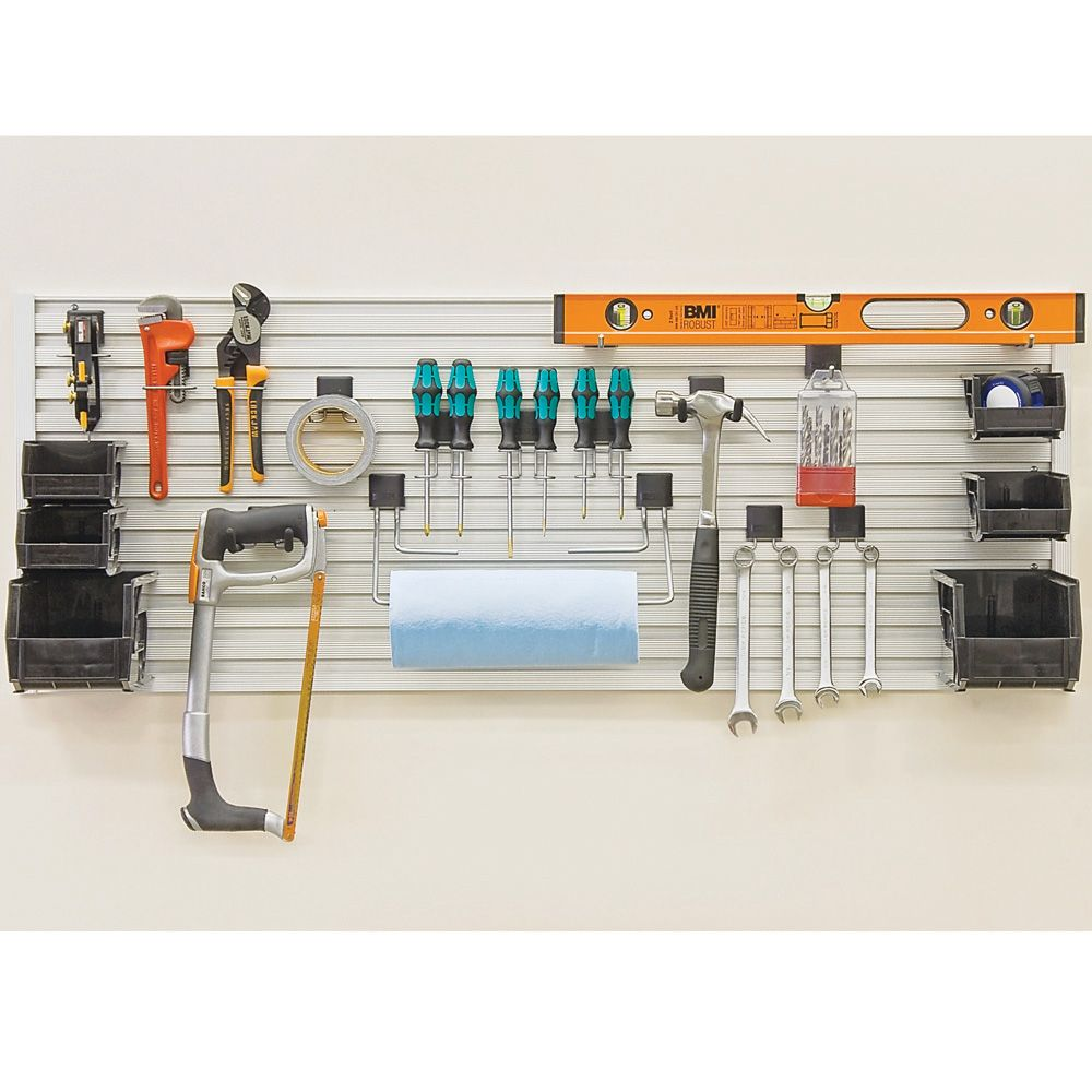 Hafele Omni Track Ready Pack Work Craft Bench Kit And