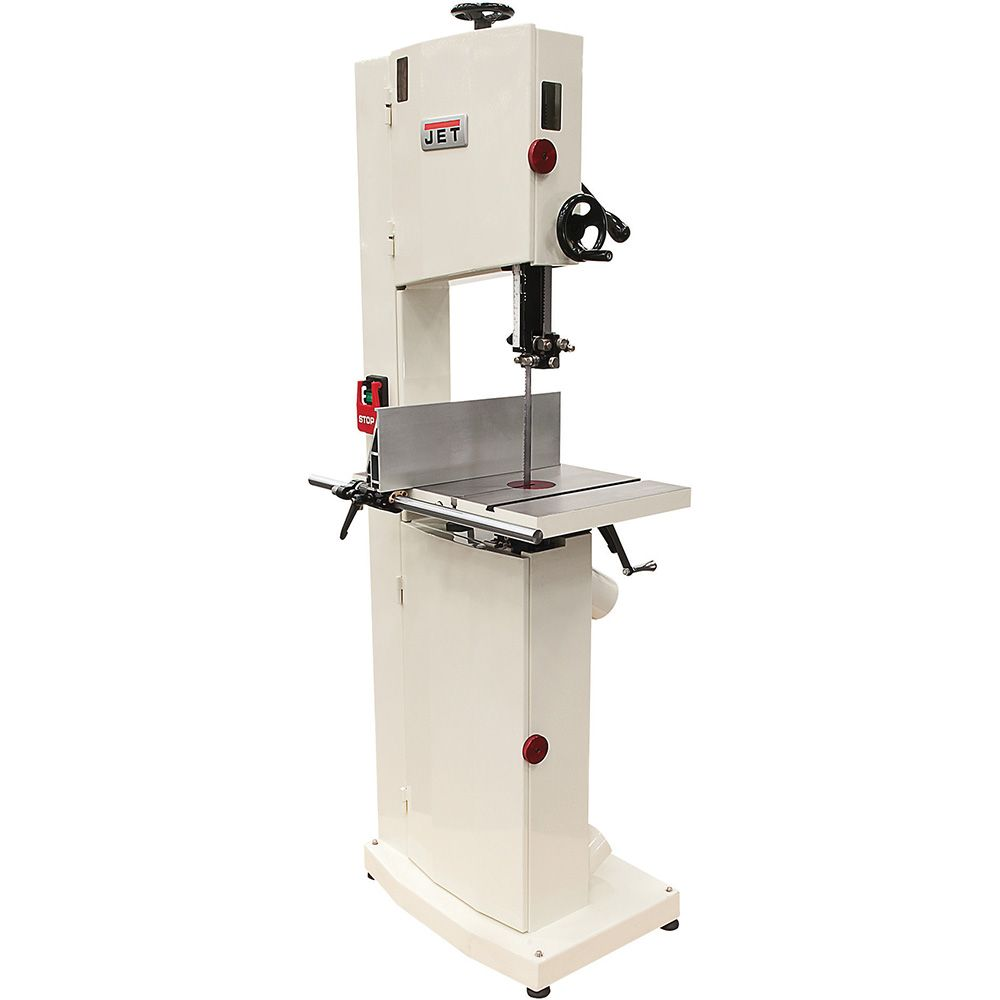 Jet Jwbs 14sf 14 Bandsaw With 13 1 2 Of Resaw Capacity Rockler
