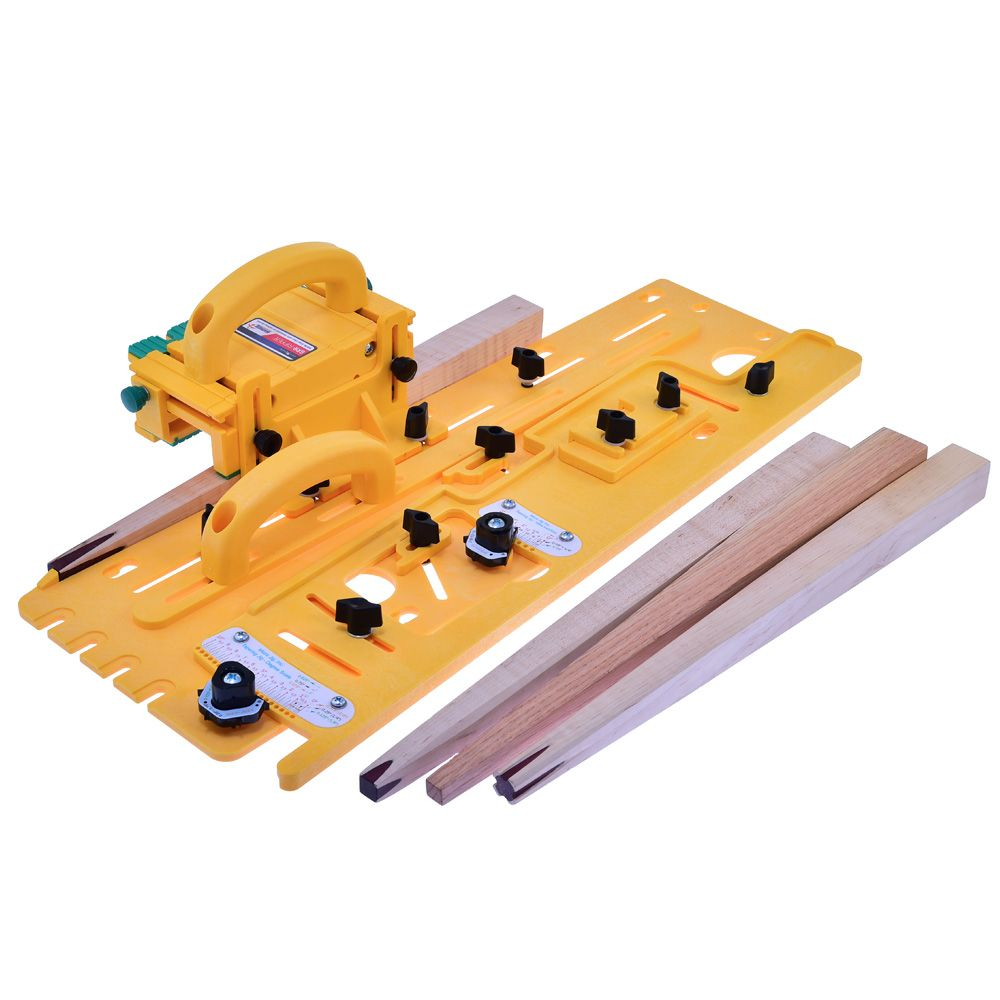 jig tapering micro saw table jigs 3d microjig templates fixtures router rockler band block push grr ripper wood woodworking tj