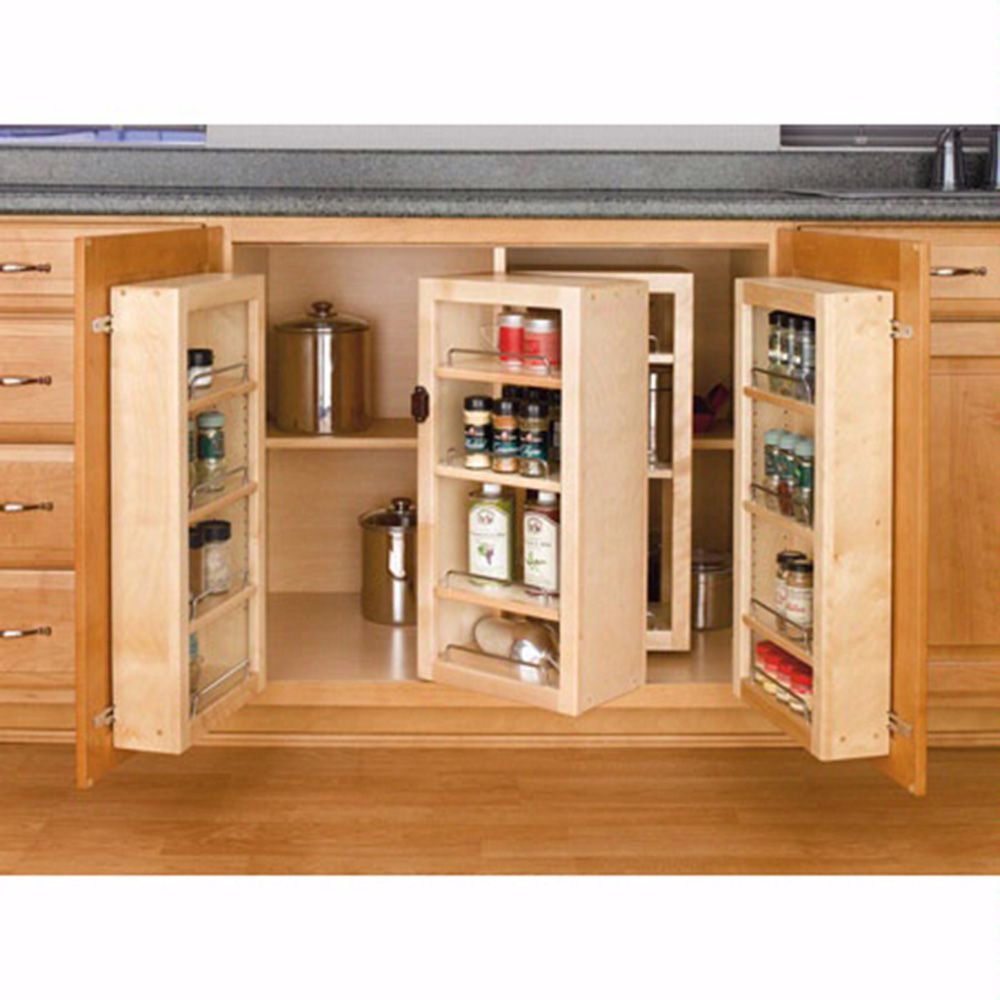 Swing Out Complete Pantry System Rev A Shelf 4w Series Door Mount And Kits