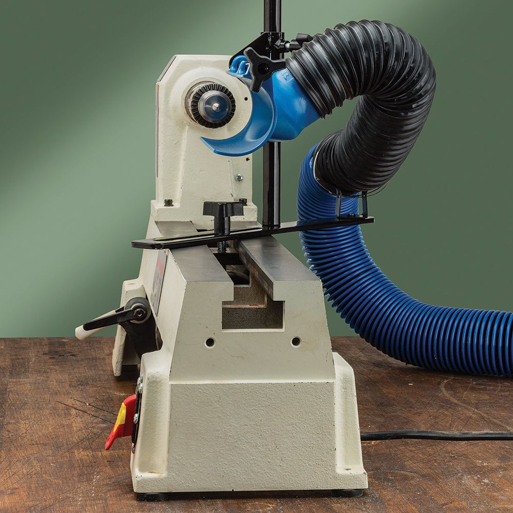Dust Right Lathe Dust Collection System Rockler Woodworking And
