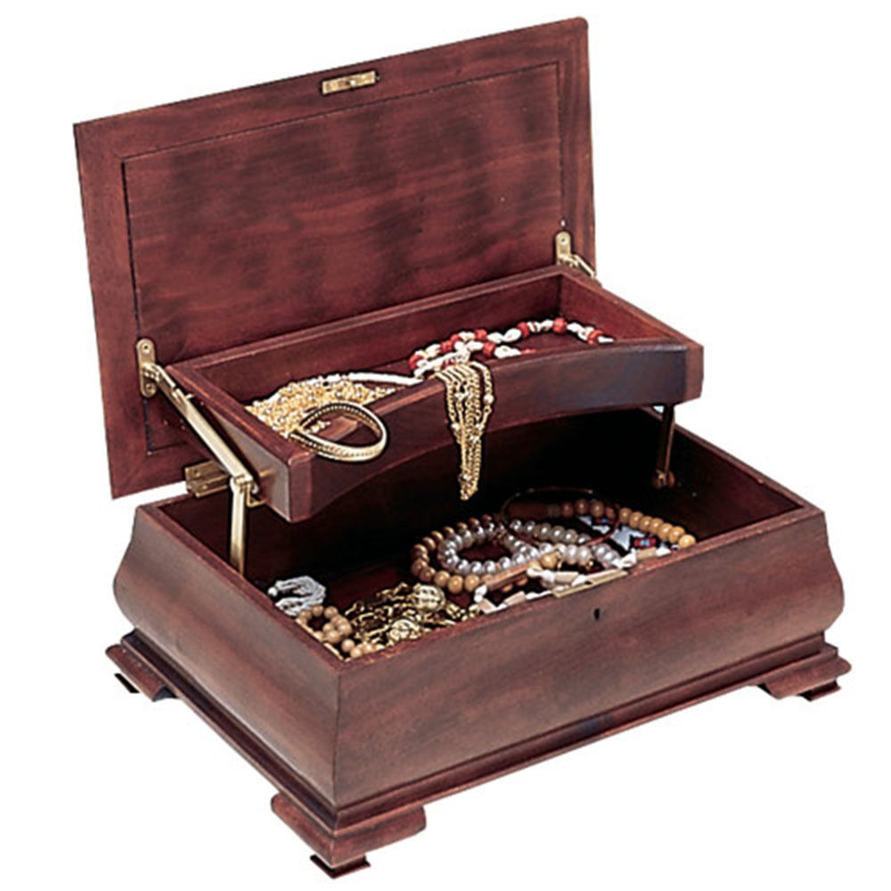 Jewelry Box Hardware kit | Rockler Woodworking and Hardware