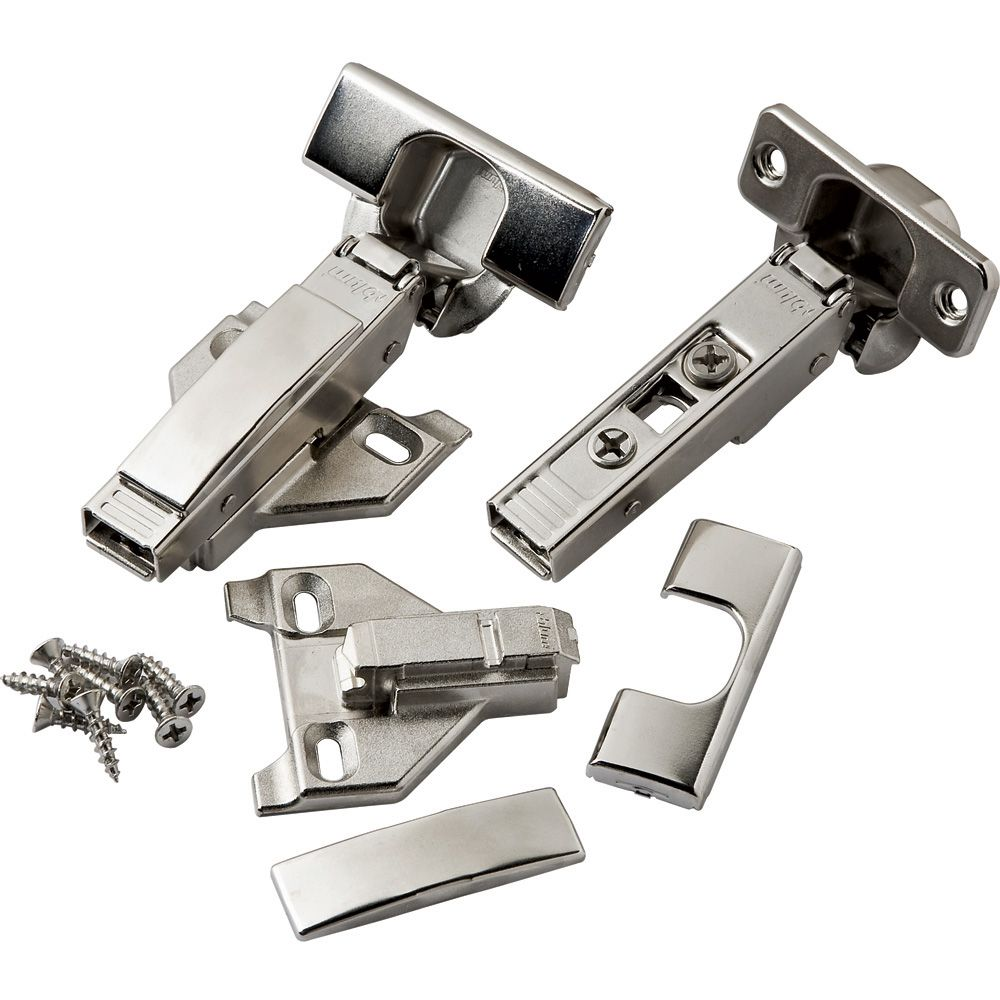 Blum 174 120 176 Overlay Clip Top 3 Way Face Frame Hinges Hinges