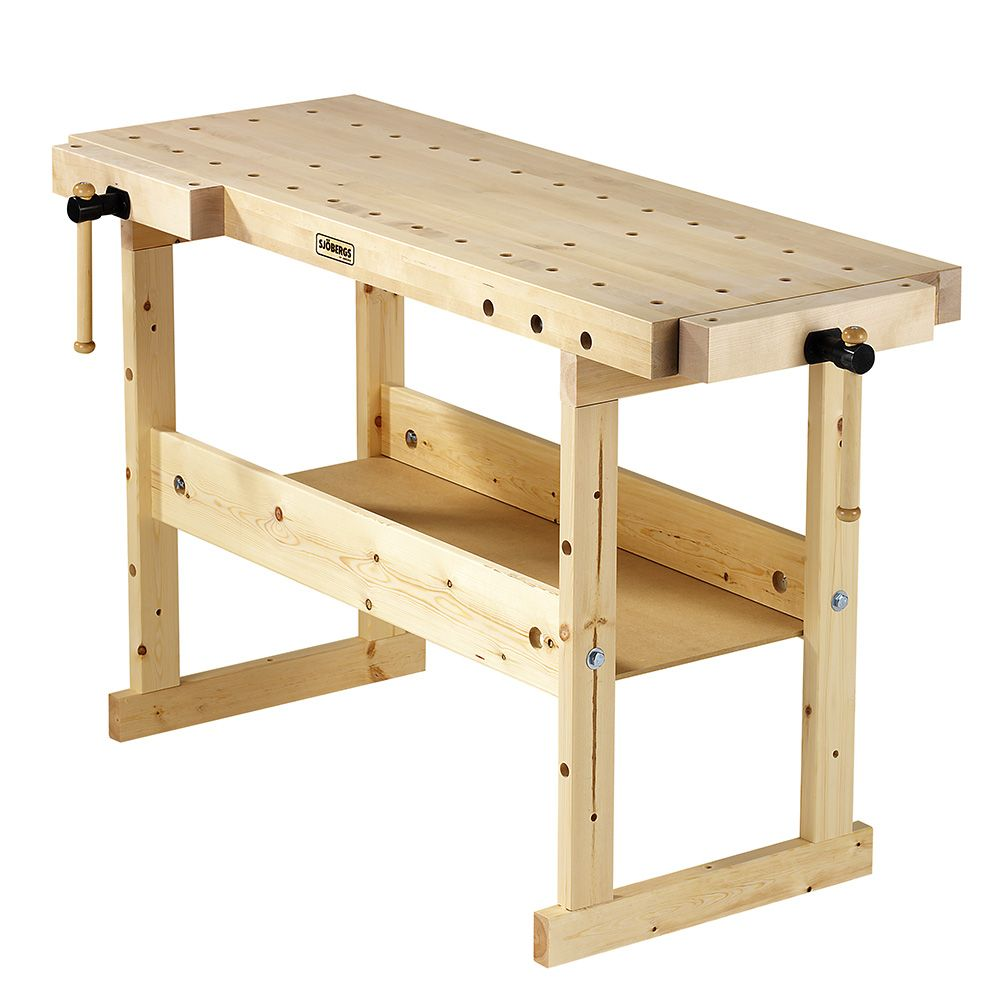 Sjobergs Nordic Plus Workbench 1450 | Rockler Woodworking ...