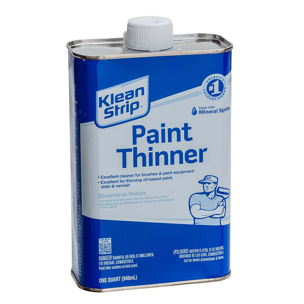 Klean Strip Paint Thinner Rockler Woodworking And Hardware