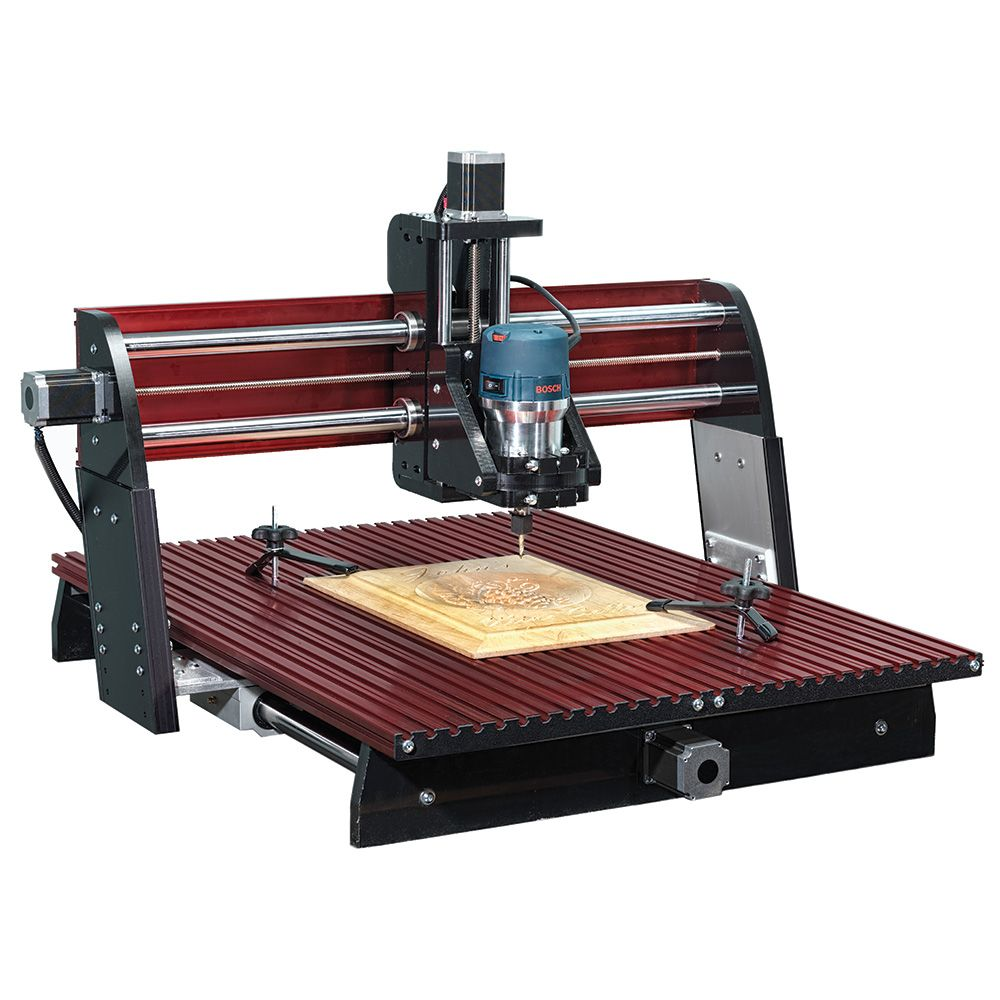 CNC Shark HD4 | Rockler Woodworking and Hardware