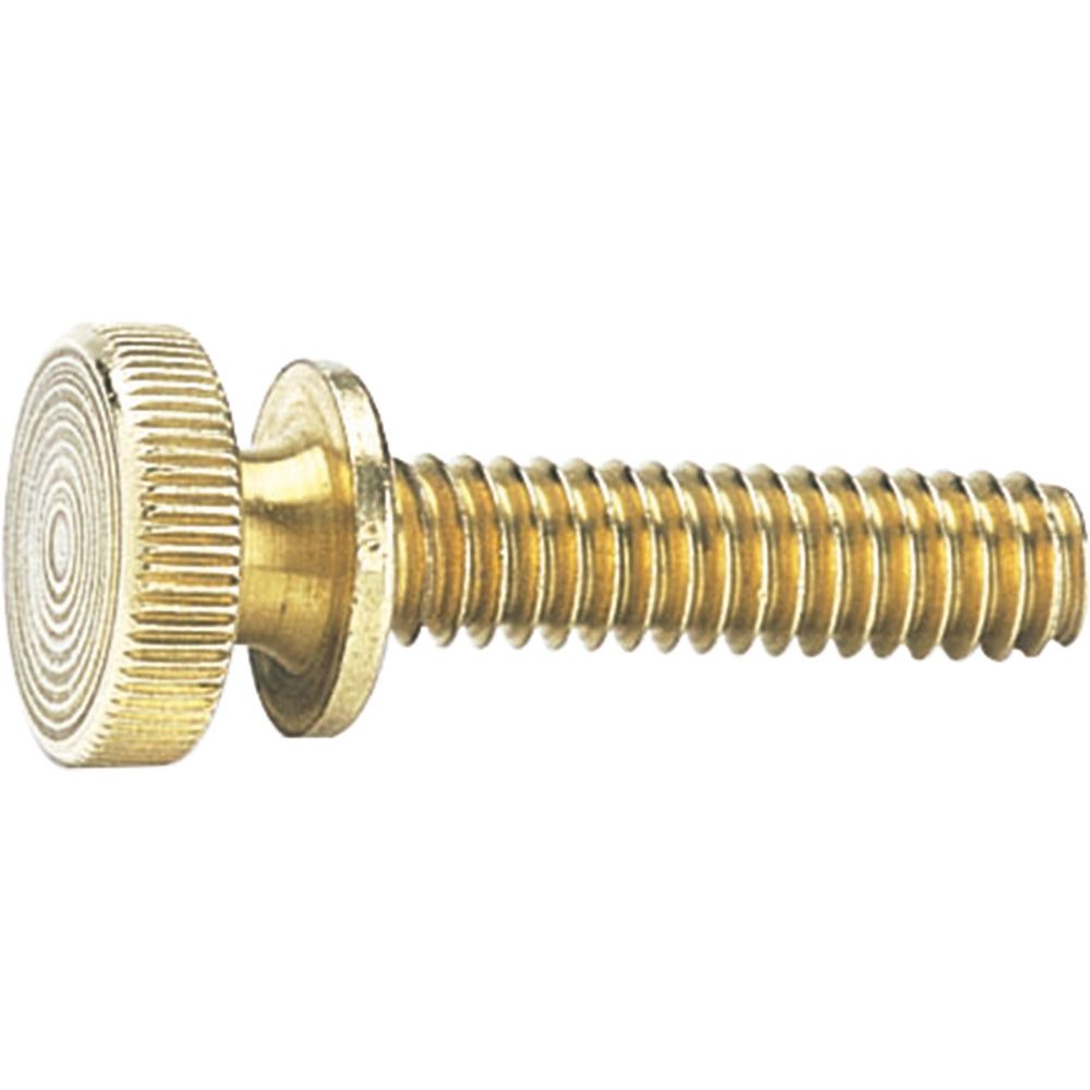 Decorative Solid Brass Knurled Knobs Select Size Rockler