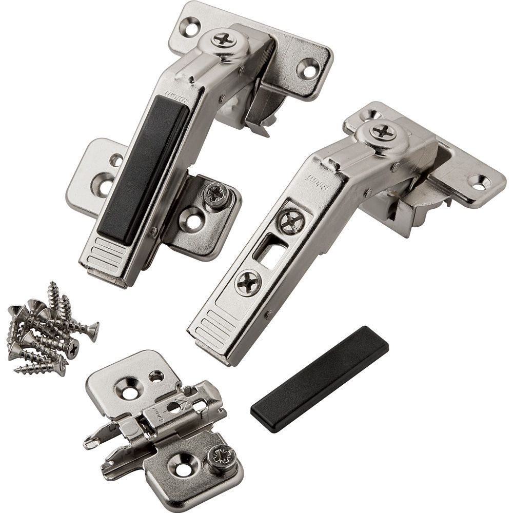 Blum Bi Fold Hinge Pair Rockler Woodworking And Hardware