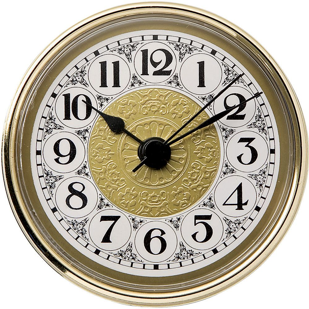 3 39 39 Clock Face Fancy Arabic Numerals Rockler