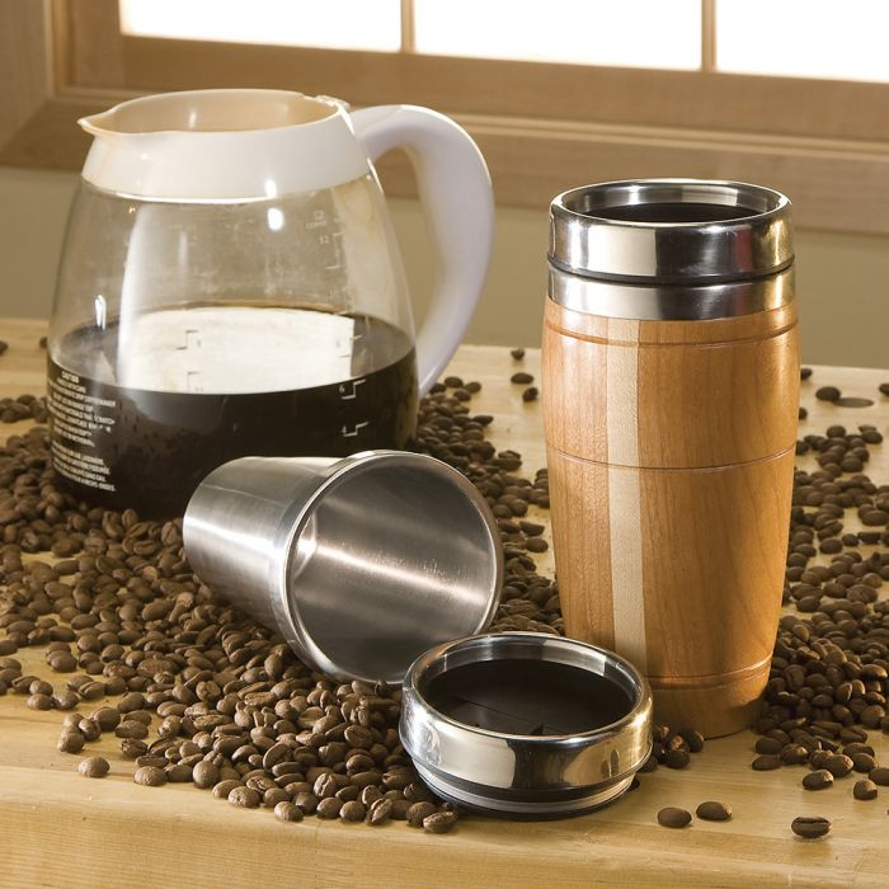 Travel Mug Turning Kit