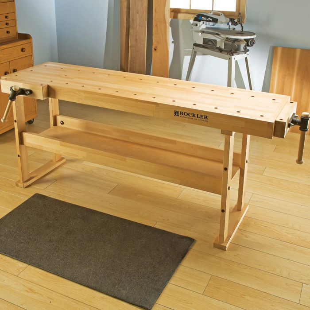 Awe Inspiring Beech Wood Workbenches Short Links Chair Design For Home Short Linksinfo
