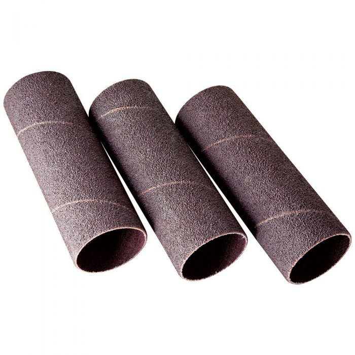Sanding Drum Replacement Sleeve 80 Grit 12 x 2 Length 1-1//2 Dia