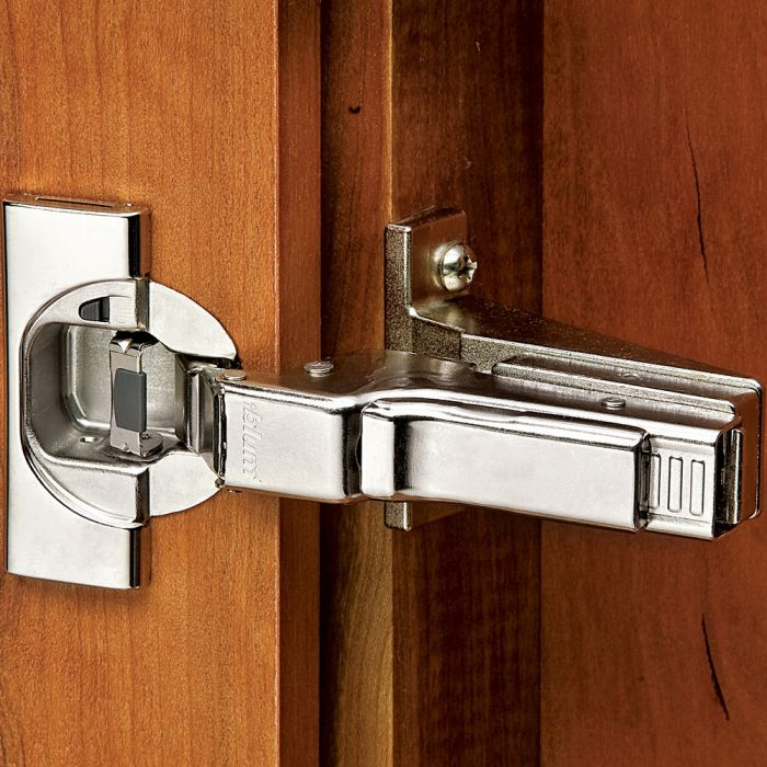 Blum Soft Close 110° BLUMotion Inset Clip Top Hinges For Face Frame Cabinets