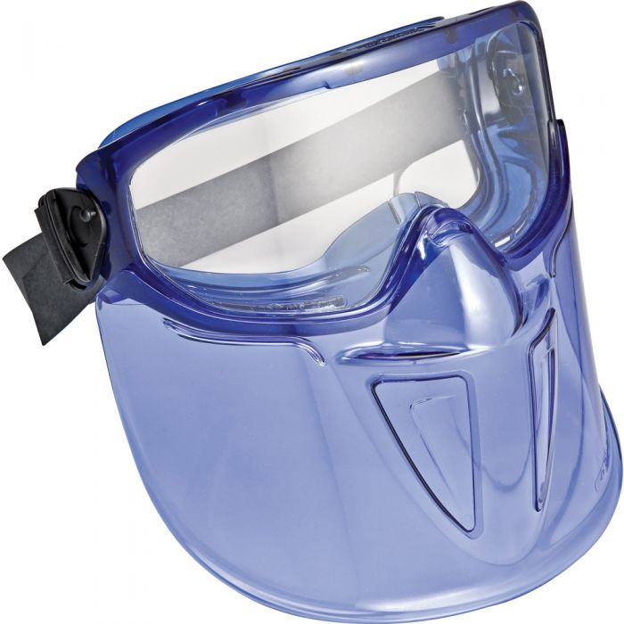 Safety Face Shield >> V90 Safety Goggles With Detachable Face Shield