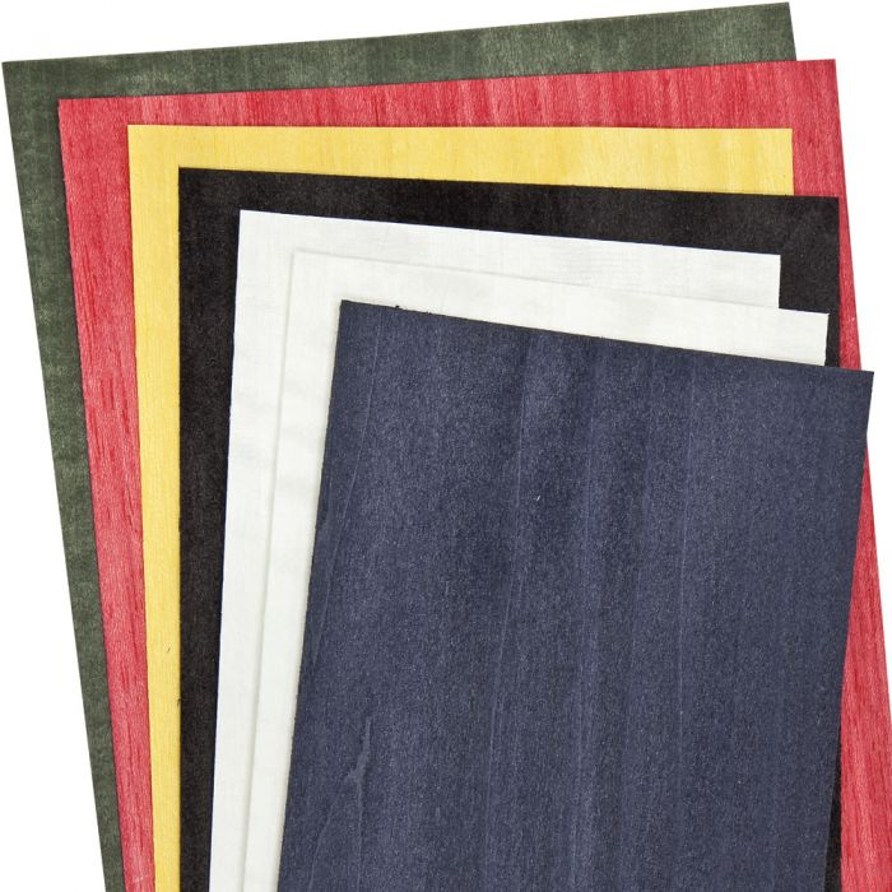 "Birdseye Maple Wood Veneer 1 Sheet 1.5 Sq Ft 19"" X 13"""