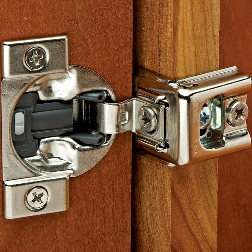 Self Close Full Overlay Hinge Concealed Door Kitchen Cabinet Cupboard Closet B$C