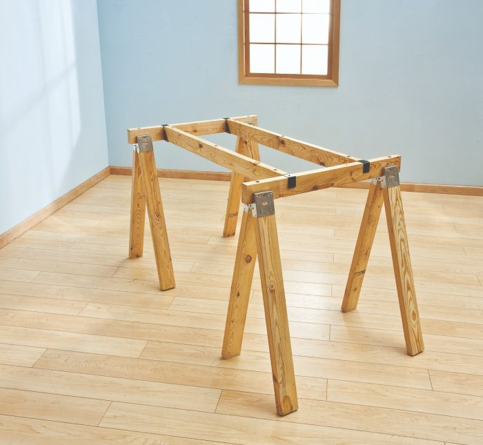 Tremendous Rockler Sawhorse Supports Machost Co Dining Chair Design Ideas Machostcouk