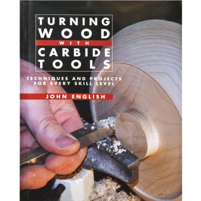 Turning Wood With Carbide Tools Book