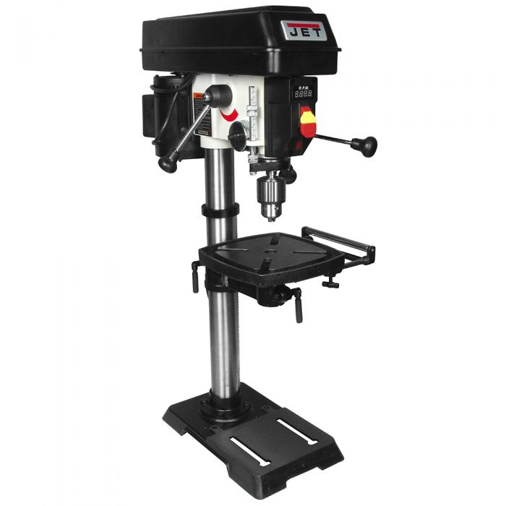 Jet® JWDP-12 12'' Drill Press with Digital Read Out